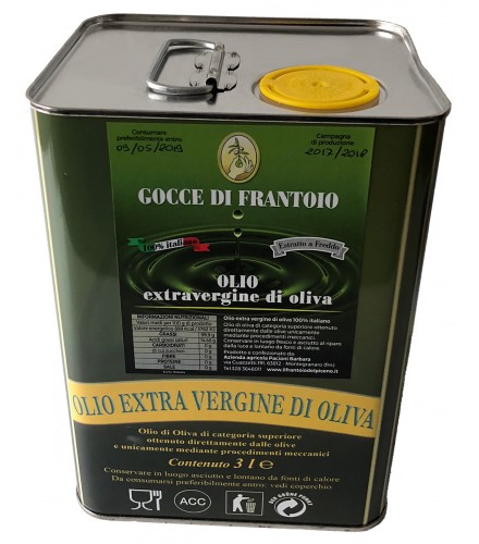 Gocce di Frantoio - Blend 3L