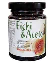 "Organic Sweet and Sour Sauce ""Fichi & Aceto"""