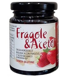 "Organic Sweet and Sour Sauce ""Fragole & Aceto"""