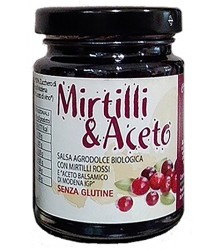 "Organic Sweet and Sour ""Mirtilli & Aceto"""