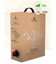 5L Bag in Box Trebbiano D'Abruzzo DOC Bio