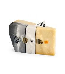 Parmigiano Reggiano 1Kg - 24 Monate gereift - Vakuumverpackt