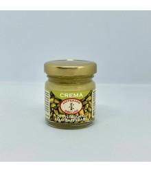 Pistachio cream with Saffron
