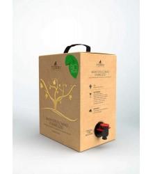 5L Bag in Box Montepulciano D'Abruzzo DOC Bio