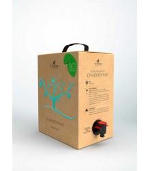 5L Bag in Box Organic Chardonnay